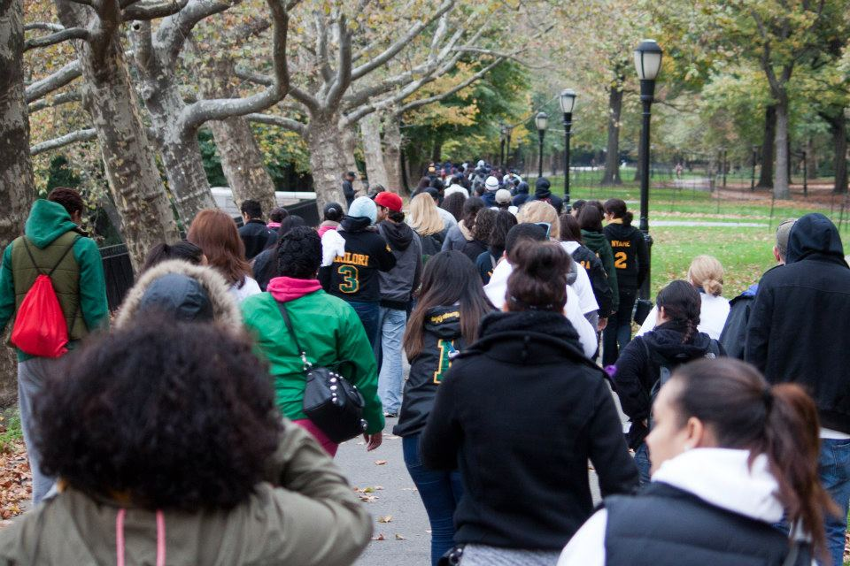 1st Annual Ray of Hope Walk Raises $6,000 to Raise Awareness of Violence Against Women