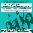 OPBSI Rises Up to End Sexual Violence