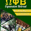 Annual Expansion Interest Retreat 2017
