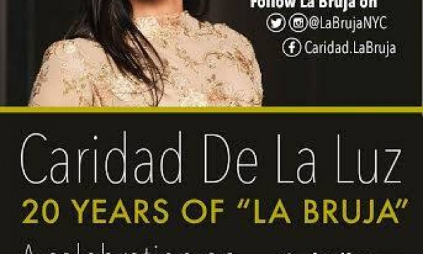 "Sister Celebrating 20 Years of ""La Bruja"""