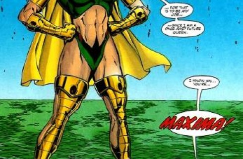Soror Eve Torres Cast as Maxima on Supergirl